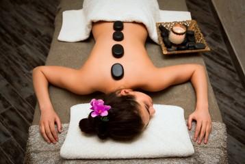 Стоун-терапия  «Stonemassage»