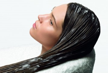 Восстановление волос морскими компонентами