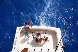Рыбалка на катере в Балаклаве