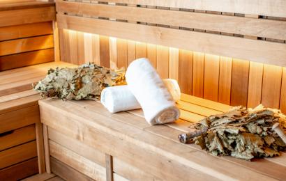 Русская баня на дровах в Симферополе