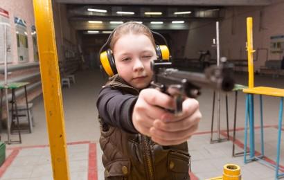 """Огнестрельный тир """"Дубровник"""" для детей"""
