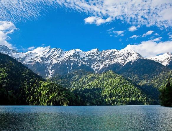 Тур из Крыма: «Волшебная Абхазия»