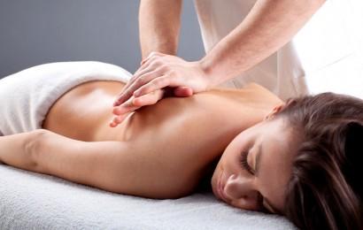 Общий релакс массаж всего тела
