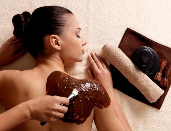 """Массаж """"Шоколадное искушение"""""""