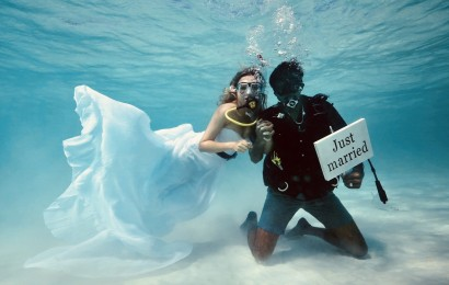Свидание под водой