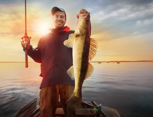 Рыбалка с друзьями