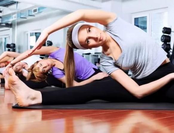 Фитнес+йога+тренажерный зал