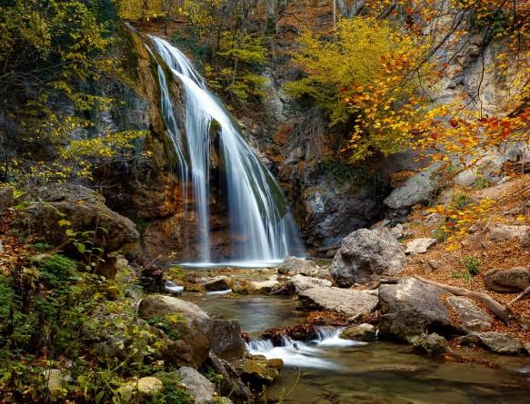 Джип-тур к водопаду Джур-Джур