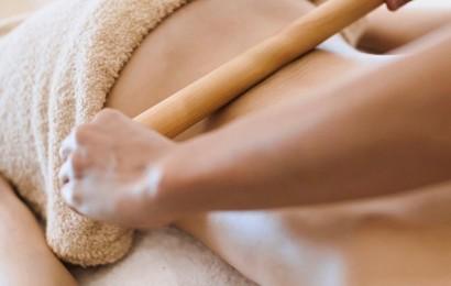 Креольский бамбуковый массаж