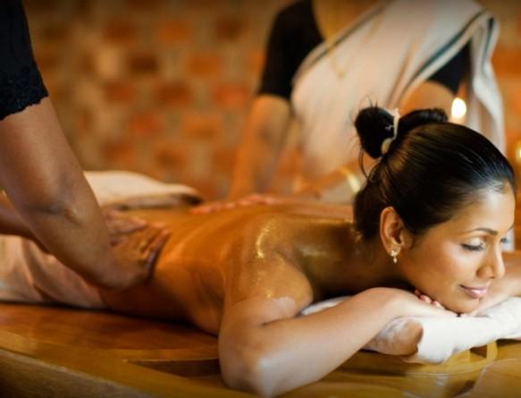 """Индийский массаж """"Восточная гармония"""""""