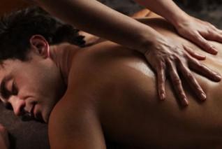Мужской массаж. 10 сеансов