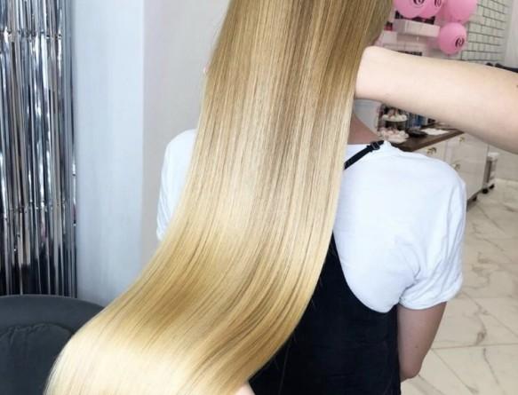 Восстановление эластичности волос