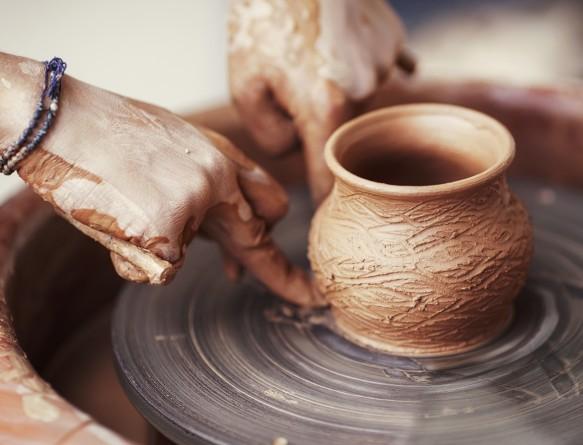 Уроки гончарного искусства