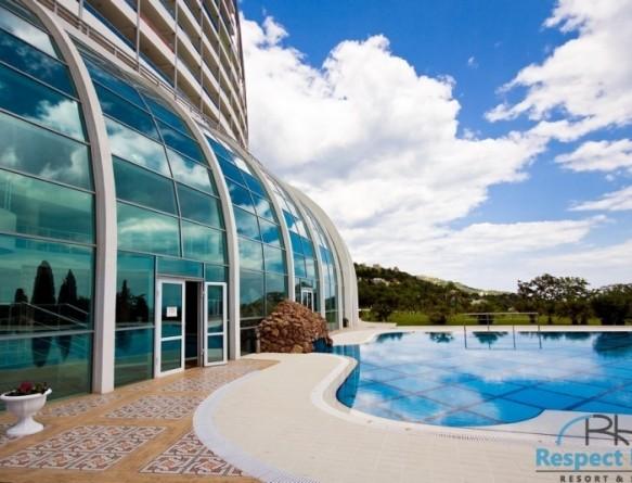 """Сказочный отдых для двоих в отеле """"Respect Hall Resort & Spa"""""""