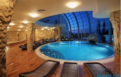 "Посещение spa - центра в ""Respect Hall Resort & Spa"""