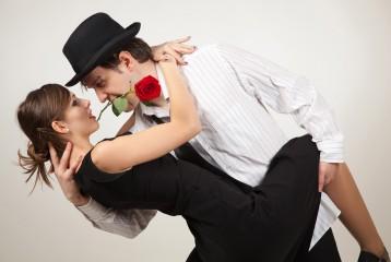 Абонемент на танцы для двоих