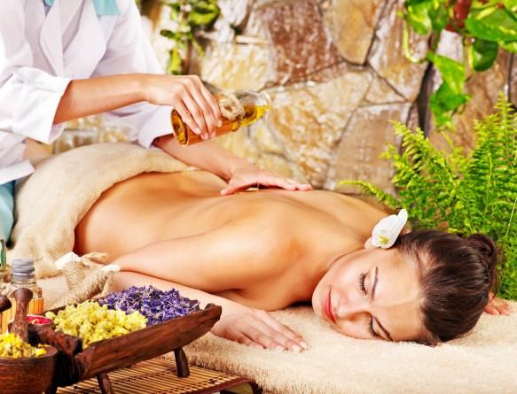 Тайский арома-oil массаж в Симферополе