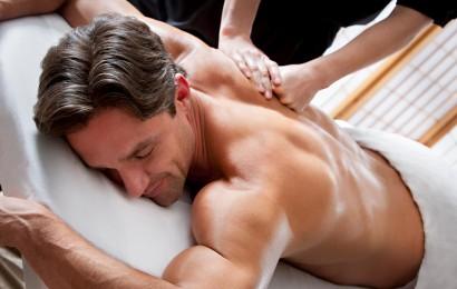 Мужской классический массаж