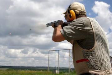 Стрельба по тарелкам (спортинг)