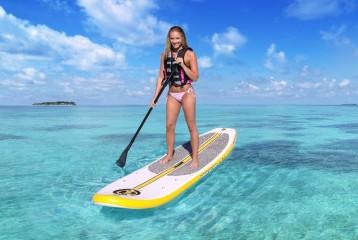 SUP-серфинг