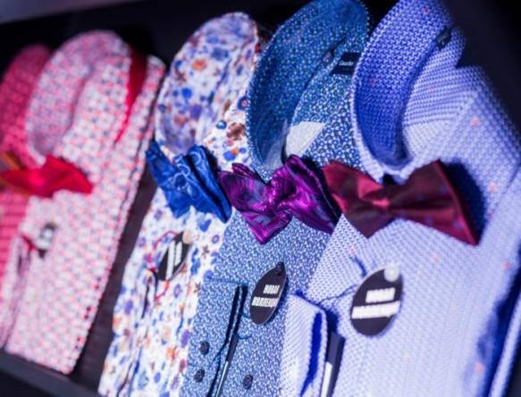Выбери рубашку