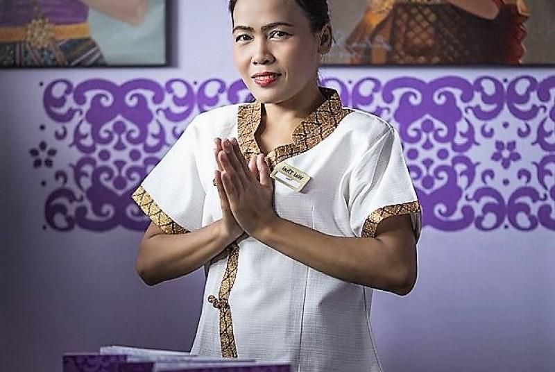 Питере тайский массаж симферополь